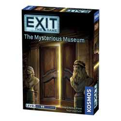 EXIT: The Game – The Mysterius Museum