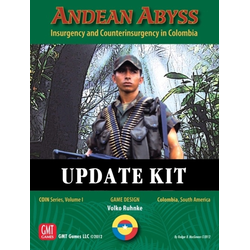 Andean Abyss: Update Kit