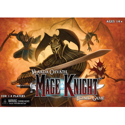 Mage Knight: The Board Game (Inklusive The Lost Legion och Krang)
