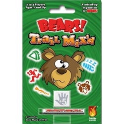 Bears! Trail Mix'd
