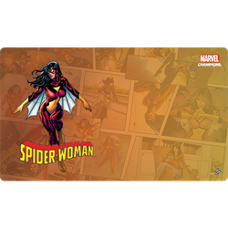 Marvel Champions LCG: Spider-Woman Game Mat