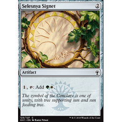Magic löskort: Guild Kits: Selesnya Signet