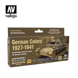 Vallejo Paint Set German Colors 1927-1941