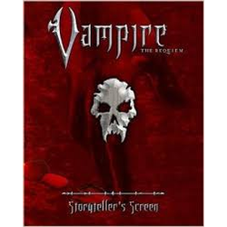 Vampire: The Requiem: Storyteller's Screen