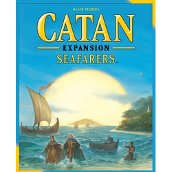 Settlers of catan (5th ed): Seafarers expansion (eng. regler)