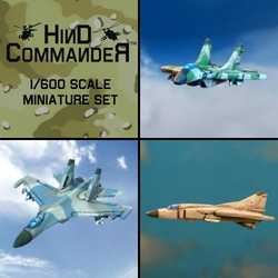 Hind Commander: Soviet/Russian Airplane pack 1