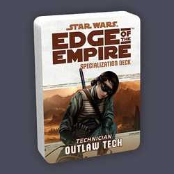 Star Wars: Edge of the Empire: Specialization Deck - Technician Outlaw Tech