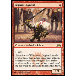 Magic löskort: Gatecrash: Legion Loyalist