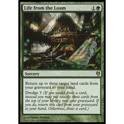Magic löskort: Izzet vs Golgari: Life from the Loam