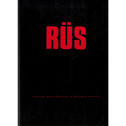 Rüs - Fantasy Role-Playing in Heathen Russia (1990)