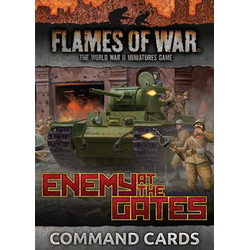Flames of War: Enemy at the Gates Command Cards