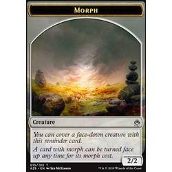 Magic löskort: Masters 25: Morph Token