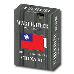 Warfighter WWII: Expansion 22 - China 1