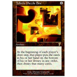 Magic löskort: 7th Edition: Teferi's Puzzle Box