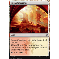 Magic löskort: Guild Kits: Boros Garrison