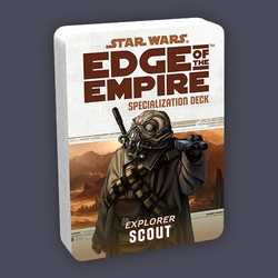Star Wars: Edge of the Empire: Specialization Deck - Explorer Scout