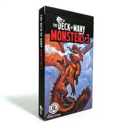 The Deck of Many: Monsters 3