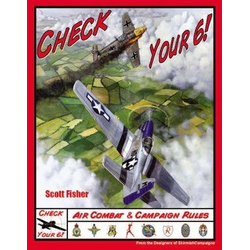 Check Your 6! (Rules for WW2 Air Combat)