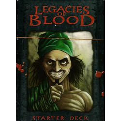 Vampire: The Eternal Struggle - Legacies of Blood Ishtarri Starter Deck