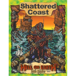 Deadlands: Hell on Earth - Shattered Coast