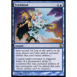 Magic löskort: Time Spiral: Trickbind