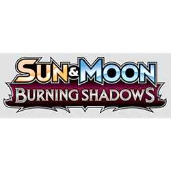 Pokemon TCG: Sun & Moon 3 Burning Shadows Booster