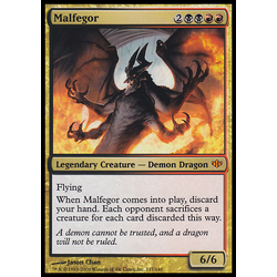 Magic löskort: Conflux: Malfegor (Foil)