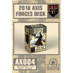 Dust 1947: Axis Card Pack