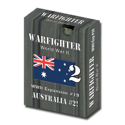 Warfighter WWII: Expansion 19 - Australia 2