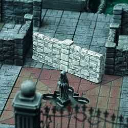 Dunkelstadt - Dungeon Modules 4