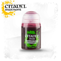 Shade: Carroburg Crimson (24ml)