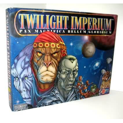 Twilight Imperium (1st ed, saknar background booklet)