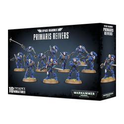 Space Marines Primaris Reivers (10)