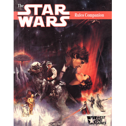 Star Wars RPG: Rules Companion