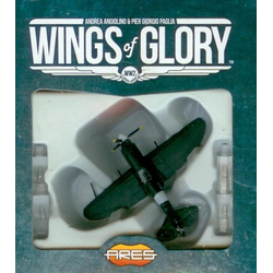 Wings of Glory: WW2 - Reggiane Re.2001 Falco II (Metellini)