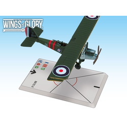 Wings of Glory: WW1 RAF R.E.8 (59 Squadron)