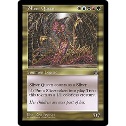 Magic löskort: Stronghold: Sliver Queen