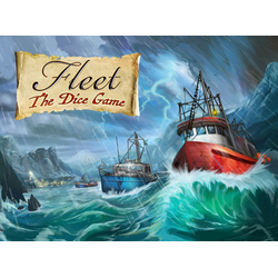Fleet: The Dice Game