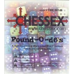 Chessex Pound-O-D6
