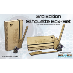 Antenocitis Infinity MDF Silhouette Box Set (contains all sizes)
