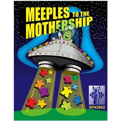 Meeples to the Mothership