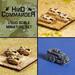 Hind Commander: US Armour pack 2