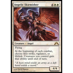 Magic löskort: Gatecrash: Angelic Skirmisher