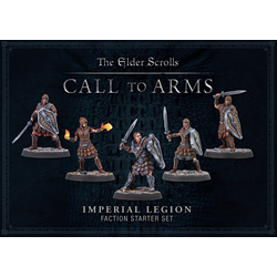 Elder Scrolls Call to Arms - Imperial Legion Faction Starter (Plastic)