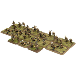 British HQ & Rifle Platoon