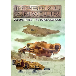 Imperial Armour Vol 3 - The Taros Campaign