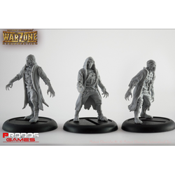 Mutant Chronicles RPG: Malignants Model Set