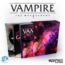 Vampire: The Masquerade (5th ed) - Slipcase Set