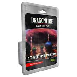 Dragonfire: A Corruption in Calimshan