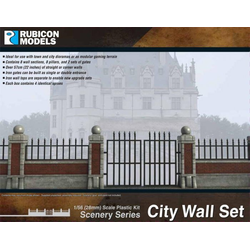 Rubicon: City Wall Set